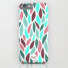 out leaves Slim Case iPhone 6s