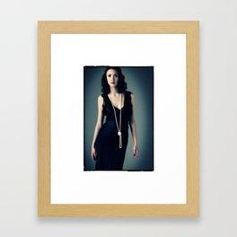 Portrait_290 Framed Art Print