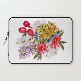 Farmers Market Bouquet 1 Laptop Sleeve
