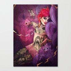 Jeffree Star Canvas Print