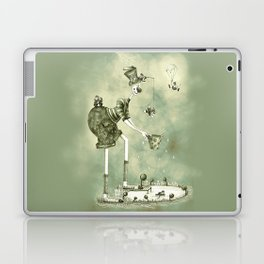 """Giocolò  collection """"A Smile for happines"""" Laptop & iPad Skin"""