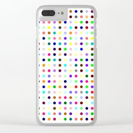 Diclazepam Clear iPhone Case