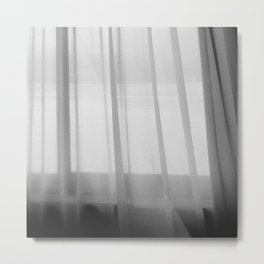 Rideau Pur Metal Print
