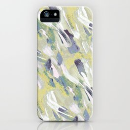 Playing with Paint iPhone Case