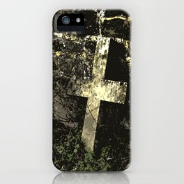 Place to rest iPhone Case