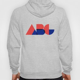 Geometric ABC Hoody