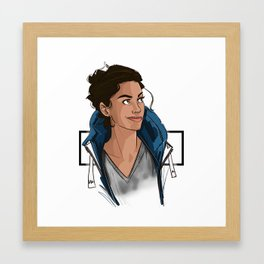 Lexy Price Framed Art Print