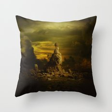 Soothe Me Throw Pillow