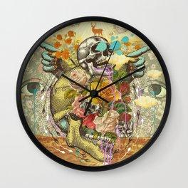 CANYON VISIONS Wall Clock