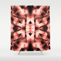 metal Shower Curtains featuring Metal by Assiyam