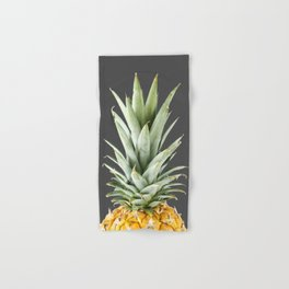 Dark pineapple Hand & Bath Towel