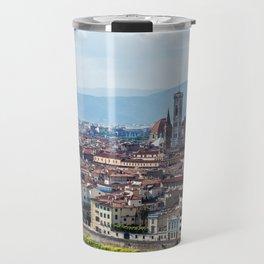 Florence major monuments Travel Mug
