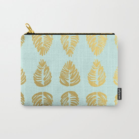 Gold Palms Deluxe Carry-All Pouch
