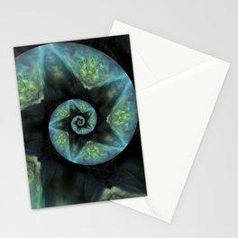 Swirlescent Starfish Stationery Cards