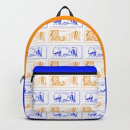 Classical or modern art (Splatoon) Backpack