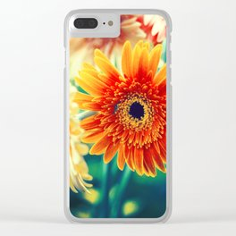 Sunny Love II Clear iPhone Case