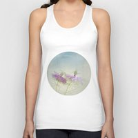 twins Tank Tops featuring Twins by aRTsKRATCHES