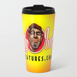 www.GoofyInkCaricatures.com Travel Mug