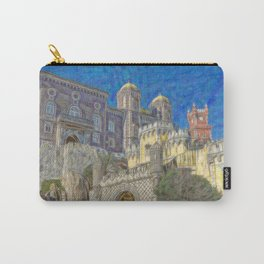 Palacio da Pena Carry-All Pouch