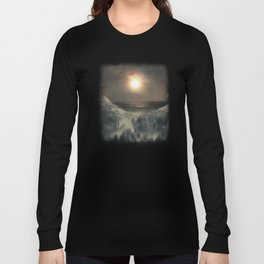 Hope in the moon Long Sleeve T-shirt