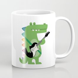 Croco Rock Coffee Mug