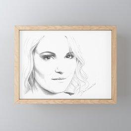 EJT 4 Framed Mini Art Print