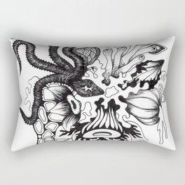 Toxic I: 6 Rectangular Pillow
