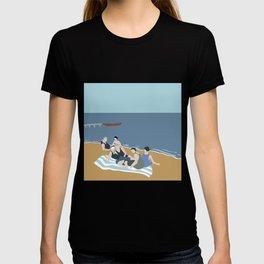 Vintage bathers T-shirt