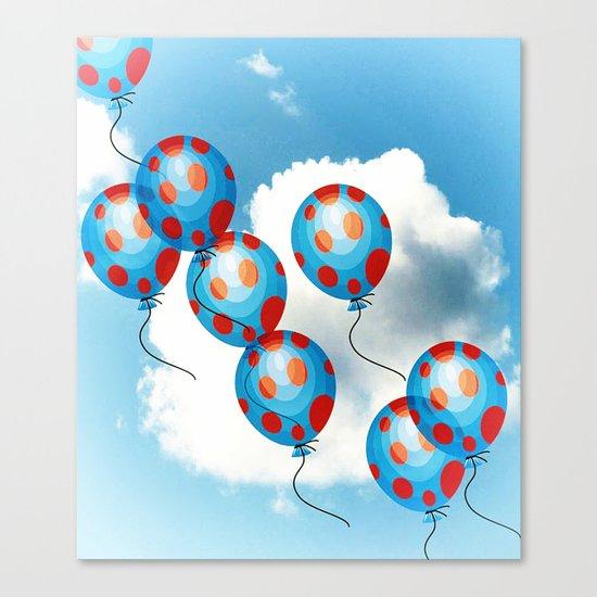 Wolkenstuermer Canvas Print