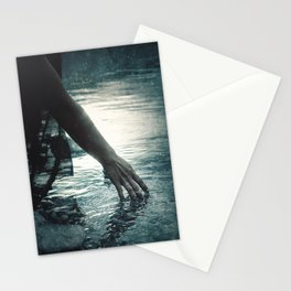 Frozen Waters Stationery Cards