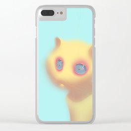 YellowCat Clear iPhone Case
