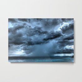 Storm... Metal Print