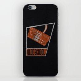 Olde School iPhone Skin