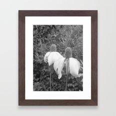 Dancing Ladies Framed Art Print