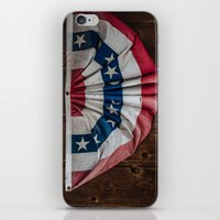 texas iPhone & iPod Skins featuring Texas by Chee Sim