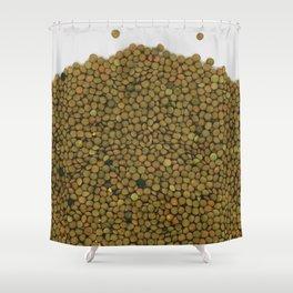 lentil Shower Curtain