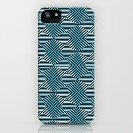 Op Art 37 iPhone Case