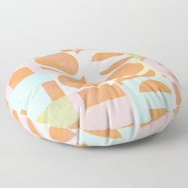 Stronger Together #peachy  Floor Pillow