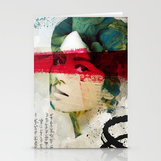 Saigon Sally Stationery Cards