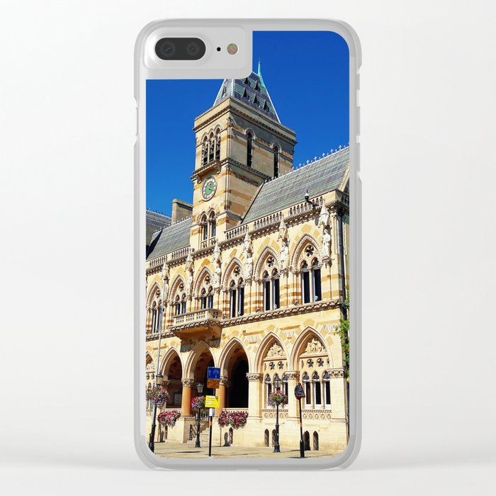 Guildhall Clear iPhone Case