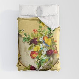 Secret Garden Comforters