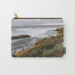 La Jolla Coast Carry-All Pouch