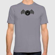 Chubby Bat Mens Fitted Tee Slate MEDIUM