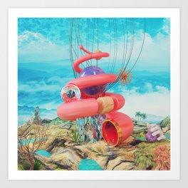 Microcosmos Art Print