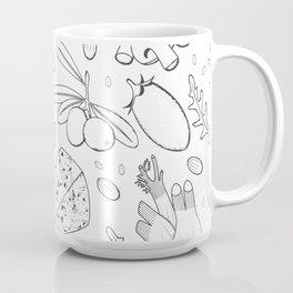 Green love Coffee Mug