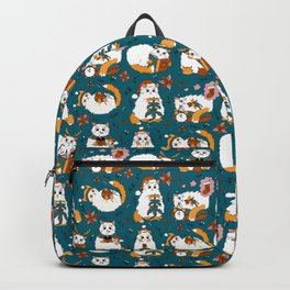 Christmas cats Backpack
