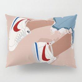 Uptown x Cortez Sneakers Pillow Sham