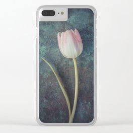 Tulip Clear iPhone Case