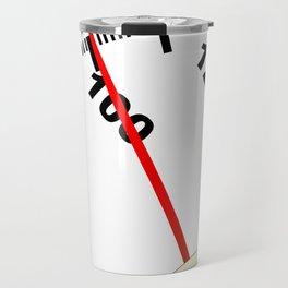 100 Pounds Travel Mug
