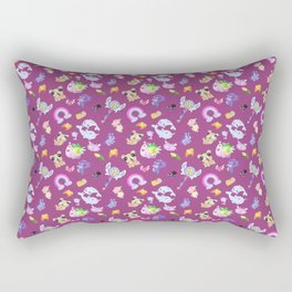 Star vs the Forces of Evil Pattern ( Pink ) Rectangular Pillow